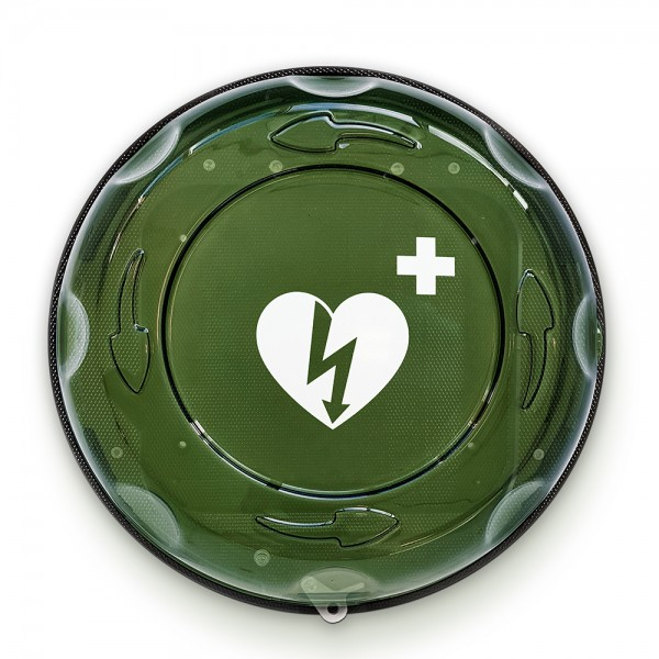 Rotaid Solid Plus Heat AED Wandschrank IR