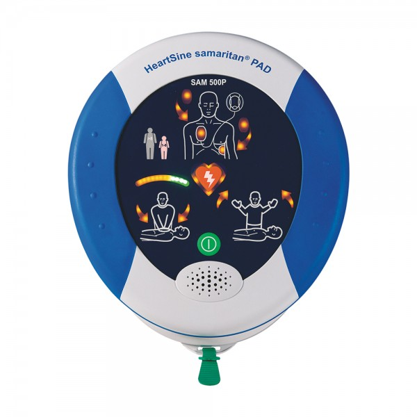 HeartSine samaritan® 500P AED
