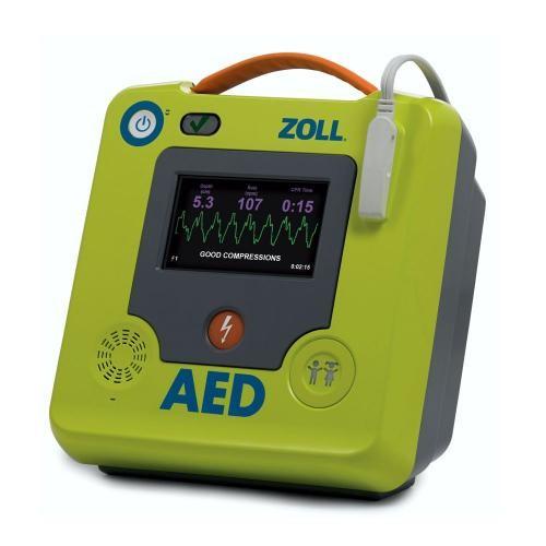 Zoll AED 3 BLS Defibrillator