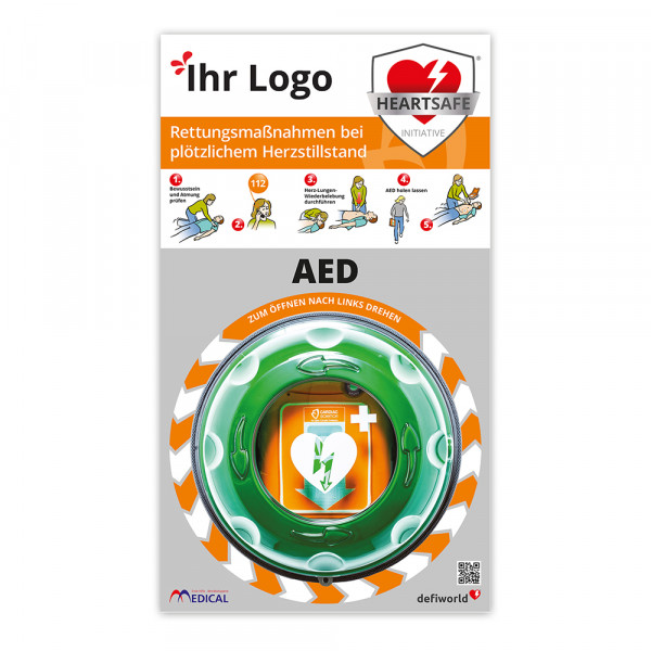 Powerheart® G5 AED - Kombi-Angebot