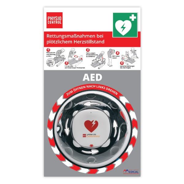 Rotaid AED Wahrnehmungspaket