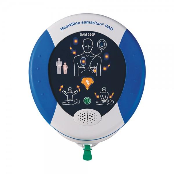HeartSine samaritan® 350P AED