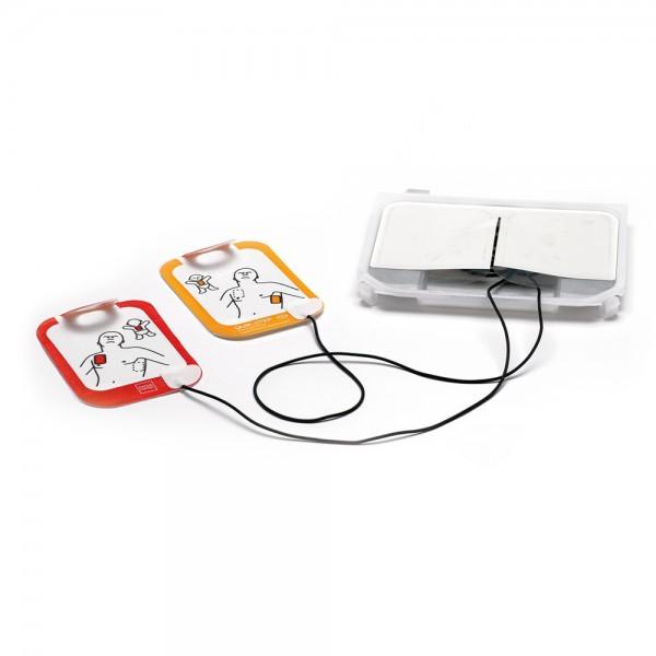 LIFEPAK® CR2 Übungs-Elektrodenablage