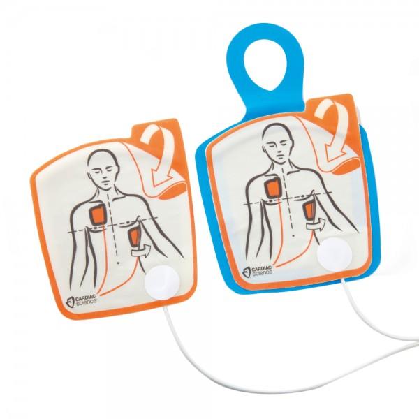 Defibrillationselektroden (Erwachsene)