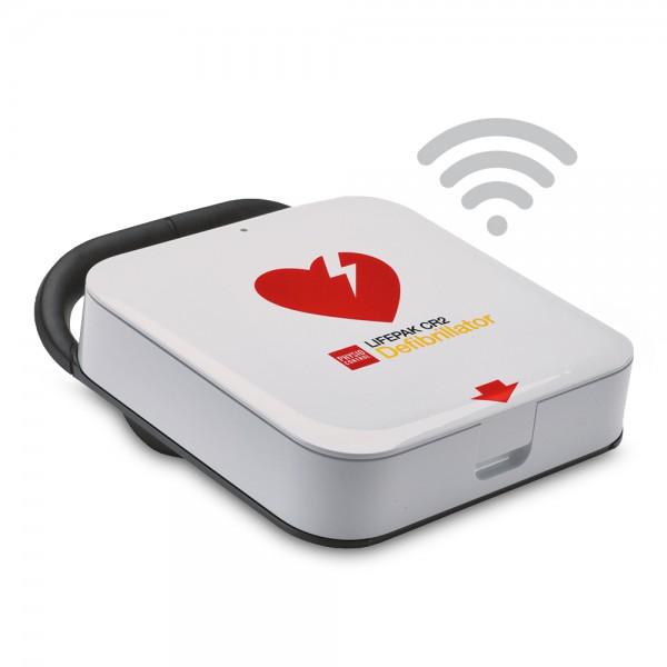 LIFEPAK® CR2 Defibrillator mit WLAN